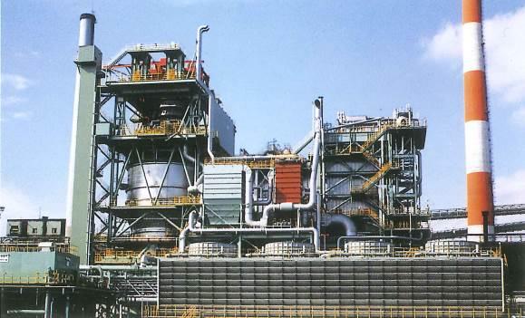 Coke Dry Quenching (CDQ) | Steel Plantech