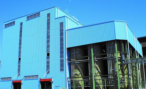 JCの製品が納入されている欧州のARP設備